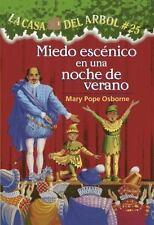 Miedo Esc?nico en una Noche de Verano: By Osborne, Mary Pope Murdocca, Sal Mu...