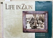 English book Life in Zion Latter-day Saints Mormons intimate look Christianity