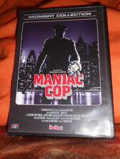 DVD Maniac Cop de William Lustig avec Bruce Campbell (1988, DVD NON MUSICAL)