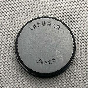 ASAHI PENTAX TAKUMAR ORIGINAL REAR LENS CAP M42 MADE IN JAPAN