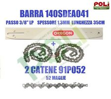 Oregon Barra Double Guard per motosega 140sdea041 (d1b)