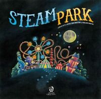 Steam Park Steampark, Game table, New by Skull, Italian Edition