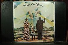Terry & Wanda White Vine records rare Christian Gospel lp sealed Come Lord Jesus