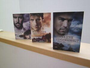 Bücherreihe Haert Bay - Romantic Thrill-  Stefanie Ross 3 Bücher