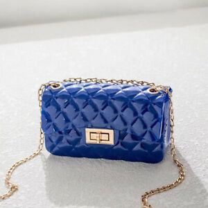 Mini Blue 💙Jelly Crossbody Bag
