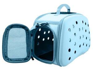 Lightweight Shelled Collapsible Military Grade Travel Pet Dog Carrier bag