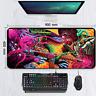 XXL Gaming Mauspads Monster Beast Groß Mausunterlage Computer PC Mousepad Mat
