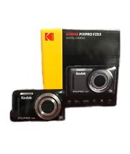 Kodak FZ53-BK PIXPRO 16MP 2.7in. Digital Camera - Black