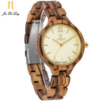 Wooden Watches for Men/Women Relogio Masculino Steel & Wood Watch Chronograph