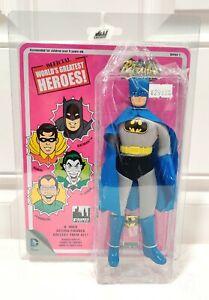 "2013 Figures Toy Co. Retro Greatest Heroes Series 1 BATMAN 8"" Figure MINTY Wow!!"