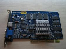 ABIT Siluro T400 GeForce 2 MX 400 AGP 64MB SDR VGA/TV-OUT PN-T400-THI035019