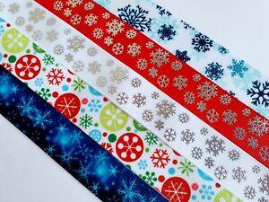 handmade dummy clip.. snowflakes