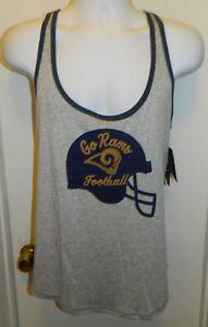 Los Angeles Rams New Nike NFL Football Workout Tank Top Womens Medium