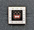 Innsbruck 1964, Olympiade, Olympische Spiele, Olympia, IX Winterolympiade
