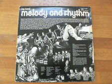 LP RECORD VINYL TRAINING COLLEGE JAZZ BAND MELODY AND RHYTHM KIMBELL