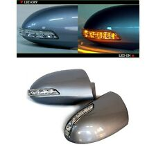 1way LED Light Side Mirror Cover Signal Kit for Hyundai Accent Verna 2006-2010