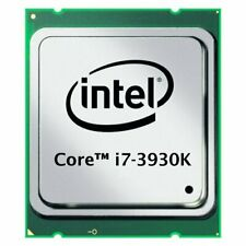 Intel Core i7-3930K (6x 3.20GHz) SR0KY CPU Sockel 2011   #29488