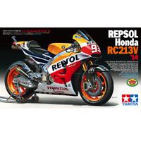 Tamiya 14130 Repsol Honda RC213V '14 1/12