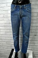 Jeans Donna DONDUP Pantalone Blu Taglia Size 33 Jeans Pants Woman Regular Fit