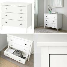 Ikea KOPPANG Classic/Modern Chest Of 3 Drawers, White 90x83cm