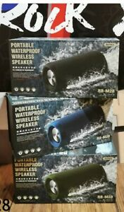 Portable Waterproff Wireless Speaker
