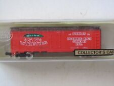 Vintage Model Power No.3721 N Scale Heinz 57 Varieties Refrigerator Car #46204