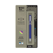 Parker Vector Standard CT Fountain Pen (Blue):9000022731