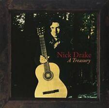 Nick Drake - a Treasury UK LP 180g Vinyl Mp3 Code 2004