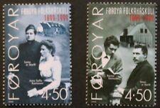 Centenary, (1999) of folk high school, Torshavn stamps, 2000, Faroe Islands, MNH
