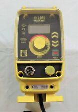 LMI MILTON ROY AA971-352HI AA971352HI Chemical DOSING PUMP .42GPH 140PSI 7B42