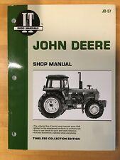 Fits Jd57 Shop Manual Fits John Deere Models 4050 4250 4450 4650 Amp 4850
