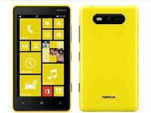 "Nokia Lumia 820 N820 - Windows Original Phone 4.3"" Unlocked 4G Wifi 8MP 8GB NFC"
