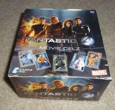 2005 Marvel Fantastic 4 Movie Celz Sealed Trading Card Box