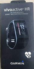 Garmin - vivoactive Hr Smartwatch - Black010-01605-03