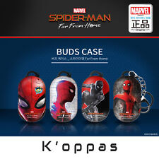 Official Marvel Spider Man Samsung Galaxy Buds Case Cover With Clip Authentic