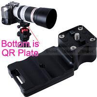 Ballhead Base for Canon EF 100-400mm f/4.5-5.6L IS II USM Lens Tripod Mount Ring