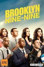 Brooklyn Nine-Nine : Season 1-5 (DVD, 2018, 16-Disc Set)