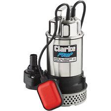 """Clarke dwp200a 2 """" Sumergible Agua Sucia Bomba Con Interruptor De Flotador"""