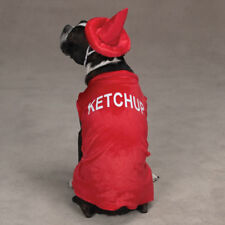 Casual Canine KETCHUP Dog Halloween Costume XS - XL