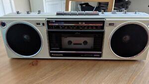 Panasonic RX-F20 Ambience Boombox Radio Cassette Player Recorder