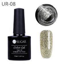 7.5ml Nail Art Glitter Blossom UV Gel Polish Chameleon Cat Eye Gel UR SUGAR DIY