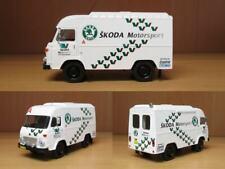 "IXO 1:43 RAC290X 1993 Avia A21F ""Skoda Motorsport"" Assistance - NEU!"