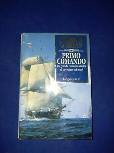 Patrick O'Brian Primo Comando 1 Ed Longanesi & C 1995 - t53