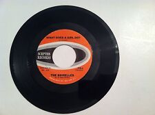 RARE SOUL- THE SHIRELLES - WHAT DOES A GIRL DO? - 45 RPM - (ORIGINAL)    N MINT