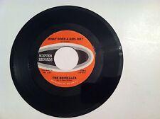 RARE SOUL- THE SHIRELLES - WHAT DOES A GIRL DO? - 45 RPM - (ORIGINAL)    N MINT