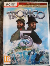 Tropico 5 Limited Day One Edition PC Estrategia saga Trópico Juego como nuevo:
