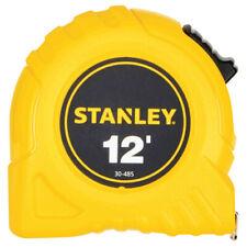 Stanley  12 ft. L x 0.5 in. W Tape Measure  Yellow  1 pk
