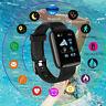 Sport Fitness Smart Watch Oxygen Heart Rate Blood Pressure Tracker Bluetooth