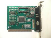 Winbond Hercules W86855AF MGP-6A 64kb 8-bit ISA HGC MDA CGA Video Graphics Card