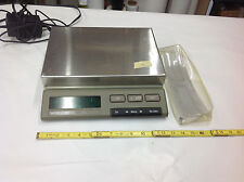 Mettler SM-F SM3000 Digital Lab Scale 3000g Max.  lot#4   USED